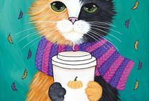 Cats & Coffee