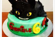 Dragon trainer / Compleanno Gabri