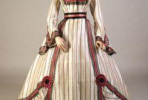 1855-1869 dress inspiration