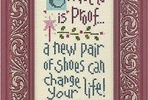 All about shoes / by Penny Montgomery