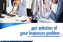 Get solution of your business problems