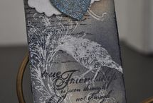 altered tag art / by Sheila Austin