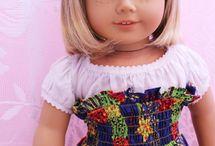 Doll hair ideas  / by Rebecca Smitko-Stone