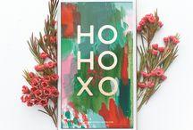 styled desktop christmas