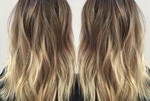 hairs and make up
