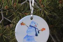 Holidays from the Studio / Holiday items from Tamara Rymer Studio