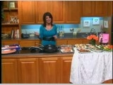 Holly's Cooking Segments / TV segments with my favorite recipes