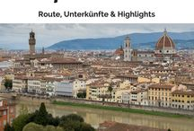 Reiseziel Toskana