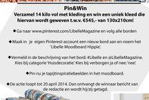 Libelle Moodboard Hippy / #Libelle en @LibelleMagazine Inspiratie voor een uniek kleed