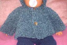 La garde robe de bébé Marcel