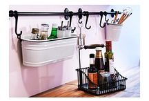 Bathroom organization / by Jillian Marie