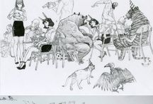 Kim Jung Gi (Illustrator)