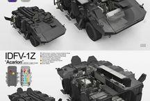 Combat Vehicle