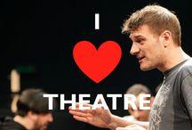 I LOVE THEATRE / It's so simple - We like theatre so much!