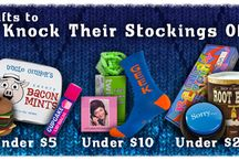 Gifts to Knock Their Stockings Off