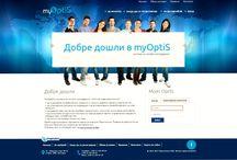 Impulse Media Portfolio / Completed Web Projects