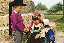Costumes breton
