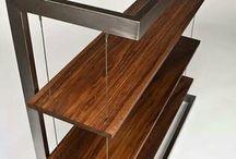 мебель метал+дерево