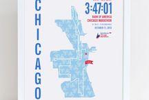 Chicago Marathon Swag #Marathon #ChicagoMarathon #RunChicagoRun / by Chicago Tribune Store