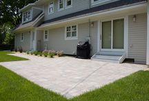 Patios / Paver and cement patios and more