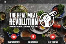 Real Meal Revolution / LCHF/Banting lifestyle