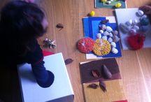 Lab bambini piccoli / Laboratori rivolti a bambini dai 2 ai 4 anni su leggere e fare