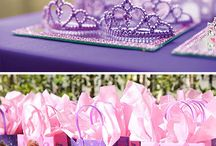 Sofia The First Party Ideas / When you're little girl loves all things princess and requests a princess theme birthday it's time to get creative! Our party ideas for a Sofia The First themed party will help you accept the challenge with confidence so that you can dream up a beautiful party for your little princess. With a lot of sparkle, adorable tiaras and purple ribbons galore, this celebration will be a royal hit!