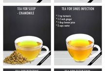 Teas remedies