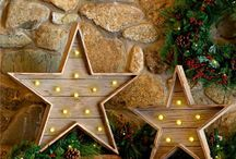 Christmas Decorations With Lights For A Warmer Atmosphere