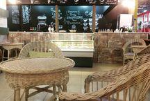 Cafe coffe food / Проект Ильи Никольского и Дмитрия Савченко,кондитерский дом Петра Болдырева.
