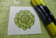 Stampin Blends - Alcohol Ink markers