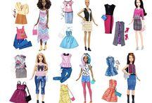 2017 barbie bebekleri