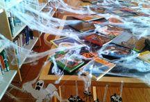 Actividades de animación y promoción lectora / Actividades de animación y promoción lectora en la Biblioteca Municipal de Tordesillas.