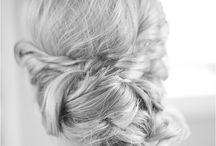 Bridal Hairstyles | TWP / Beautiful ideas and inspiration for bridal hairstyles - Elegant, classic, and romantic updos.