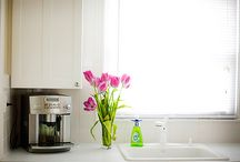 for the home: kitchen / インテリア:キッチン / by Johanna MacGregor