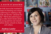 Scholastic Librarians / We love #librarians! Check out more at: www.facebook.com/ScholasticLibrarians
