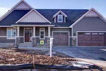 """The Grayson"" Model Home"