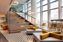 図書館階段