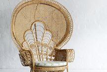 Peacock Chair Revival!