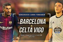 Prediksi Barcelona vs Celta Vigo 02 Desember 2017