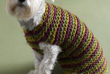 Dog sweaters crochet