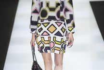 Multi-Cultural Quilting Fashion Trend / pattern design trend that looks like ethnic patchwork