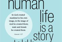 How do our stories fit into God's plans for humanity?