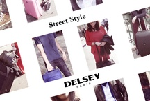 Travel in Style / DELSEY travels in style with you in France and around the world. Discover here the styles & accessories we love, along with Get the Look tips and Street Style pictures!