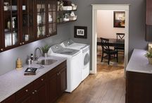 Delightful Laundry / Laundry rooms that turn a chore into a passion.