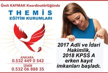 Kpss A Hakimlik / Kpss A Adli ve İdari Hakimlik Kursları
