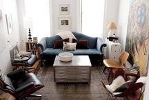 SmartSmallSpaces / Cool design and layouts for small apartments and homes. / by Lynn Davison