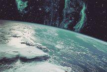 science fiction art design