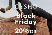 Oysho Gymwear FW17