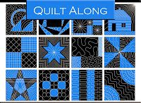 Leah Day's Free Motion Quilting Project / This is Leah Day's new project to teach us how to free motion quilt and it's brilliant